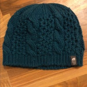 Gently Used North Face Knit Winter Hat